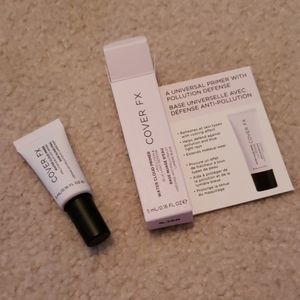 Cover FX Water Cloud Primer Deluxe Sample NWT